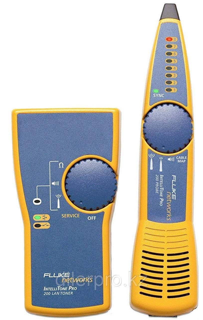Fluke Networks IntelliTone Pro 200 LAN - набор для трассировки кабелей
