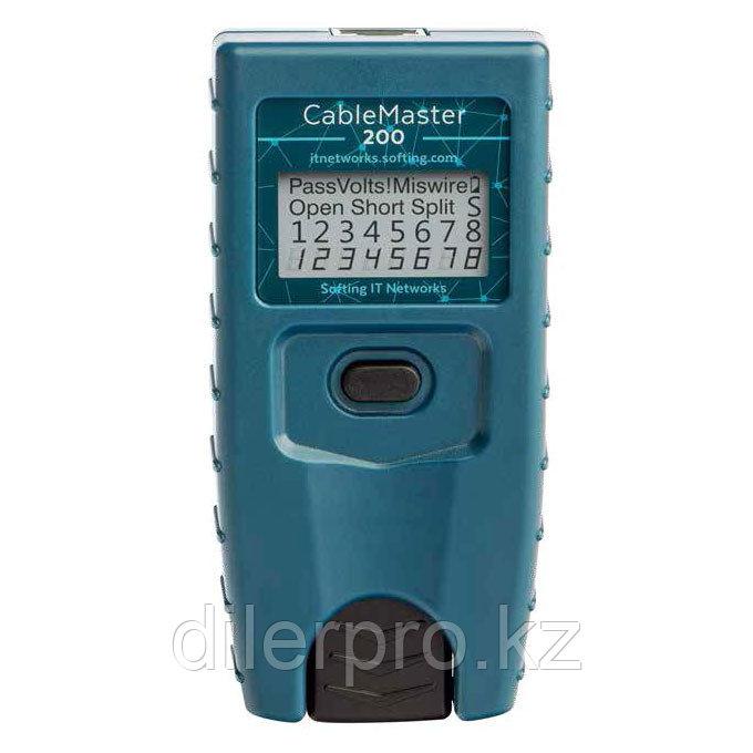 Кабельный тестер Softing CableMaster 200