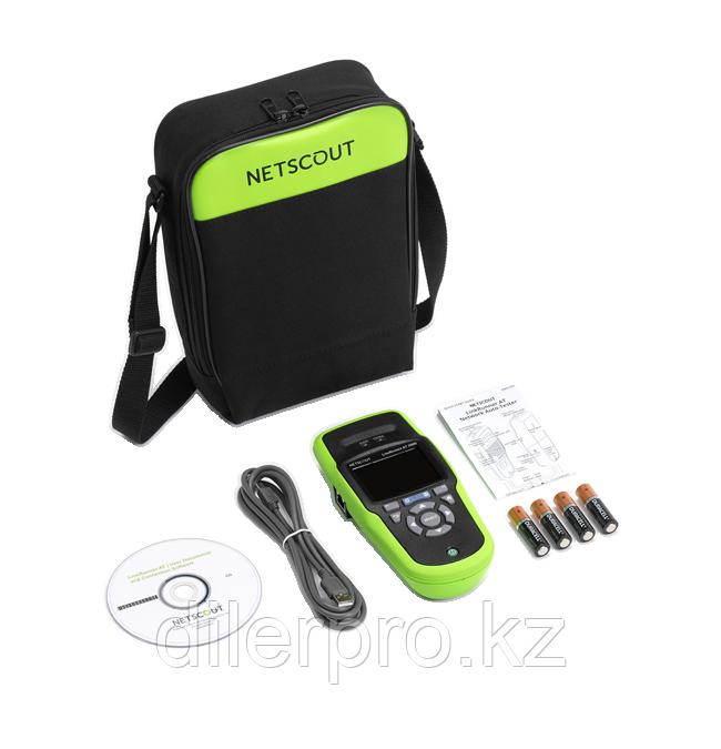 NETSCOUT LRAT-1000 - сетевой тестер LinkRunner AT 1000 для медных Ethernet сетей