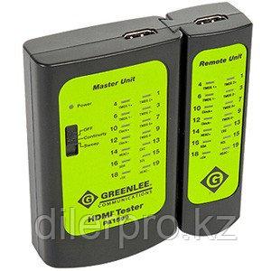 Greenlee PA1599 – тестер HDMI кабелей