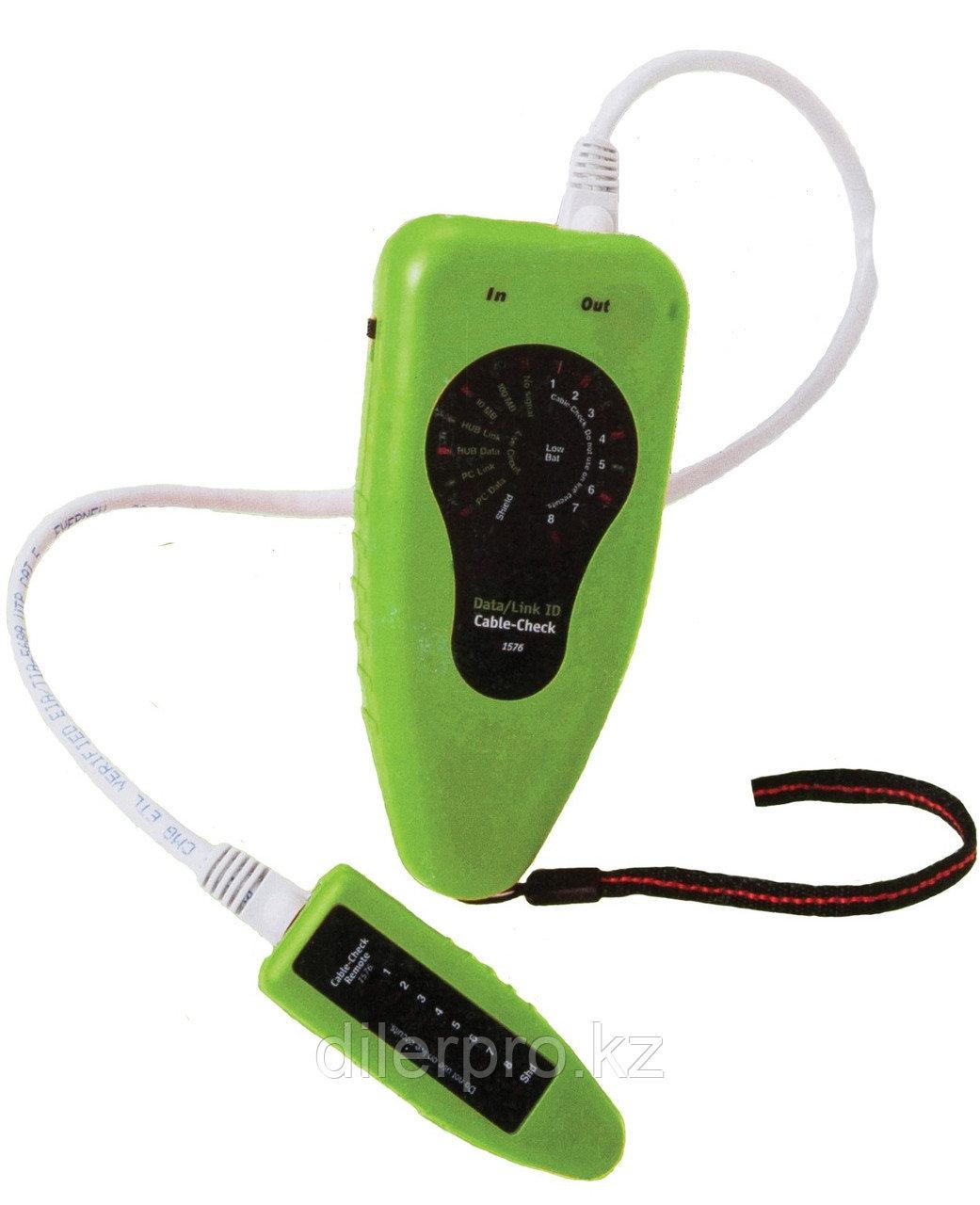 Greenlee 1576 - кабельный тестер Data/Link ID Cable-Check
