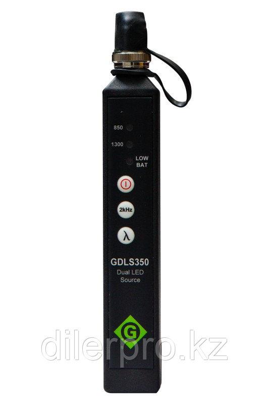 Greenlee DLS350FB - источник оптического излучения 850/1300нм с SC адаптером