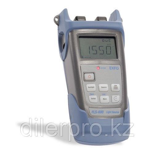 EXFO FLS-600-12D - источник оптического излучения 850/1300 нм