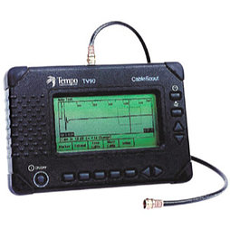 Tempo CableScout TV 90 - рефлектометр