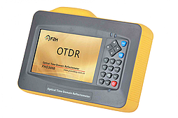 Grandway FHO3000-D26-VFL-PM - оптический рефлектометр 1310/1550 нм, 26/24 дБ, сенсорный экран,VFL, РМ