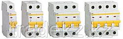 Автоматический выключатель ВА47-29 1Р  3А 4,5кА характеристика С ИЭК