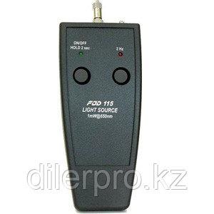 FOD-115 - миниатюрный источник видимого излучения (635 nm, CW/2Hz)