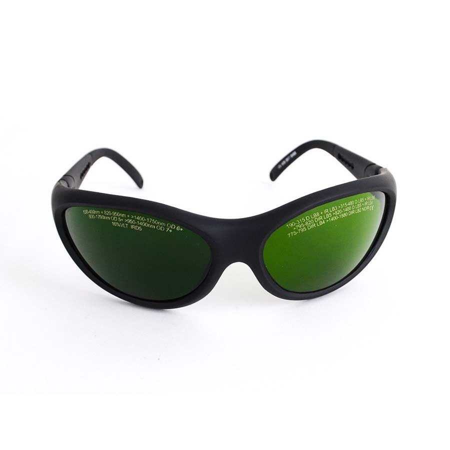 FIS F1IRD535 - очки с фильтром лазерного излучения в диапазоне волн 800 - 1790 нм.