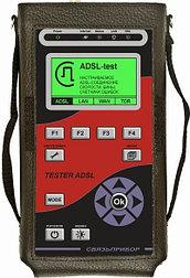Связьприбор TESTER ADSL - анализатор с опцией рефлектометра