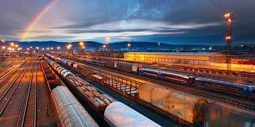 Железнодорожные услуги
