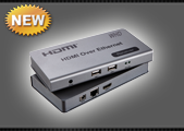 Удлинители HDMI HDES-02-K