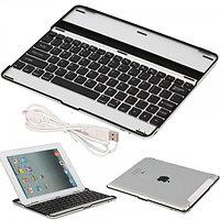 Клавиатура для планшета Ultrathin Mobile Bluetooth Wireless Keyboard Dock Case For Apple New iPad 3 3rd 2nd