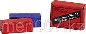 Набор из 2 паст для опасной бритвы Herold Solingen Германия красная и синяя