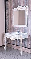 """Мебель для ванной """"Praga"""" 100 (белый)"""