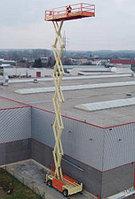 Аренда Ножничного подъёмника самоходного 22 метров Lift Lux 205-25, фото 1
