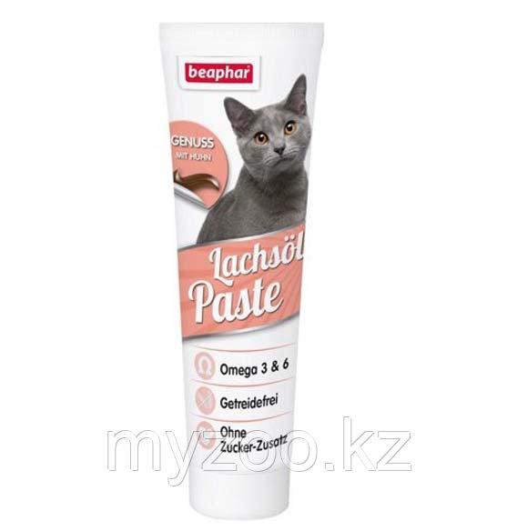 Lachsol Paste  Витаминная паста на лососевом масле для кошек 100 гр