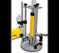 Прибор для определения несущей способности грунтов статическими нагрузками