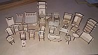Мебель для домика лол