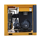 Винтовой компрессор APD-60A, -7 куб.м, 45кВт, AirPIK, фото 5