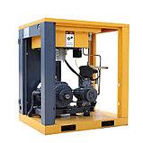 Винтовой компрессор APD-10A, -1,1 куб.м, 7,5кВт, AirPIK, фото 7