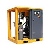 Винтовой компрессор APB-10A, -1,1 куб.м, 7,5кВт, AirPIK, фото 5