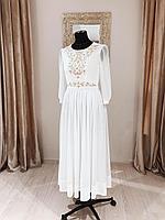 Платье АЖАР айвори