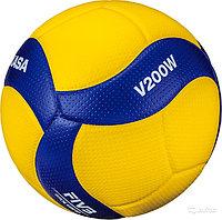 Мяч волейбольный Mikasa V200W, 5 размер, фото 1