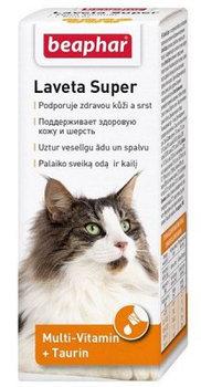 Beaphar Laveta Super Cat, 50 мл. |Беафар Лавета Супер, мультивитамины для кошек|