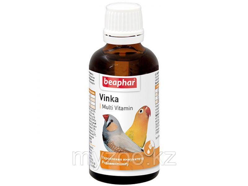 Beaphar Vinka, 50 мл |Кормовая добавка для декоративных птиц|