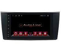 ANDROID 8.1.0 Mercedes W211, CLS, SLK HD ЭКРАН 1024-600 ПРОЦЕССОР 4 ЯДРА (QUAD CORE)