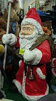 Садовая статуэтка Санта-клаус Н-73 см