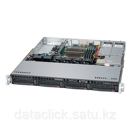 SuperServer 5019S-MR, фото 2