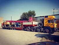 Грузоперевозки 6-осный Трал 40 тонн