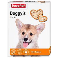 Beaphar Doggy s Junior, Беафар Доггис Джуниор, витамины для щенков, 150табл.