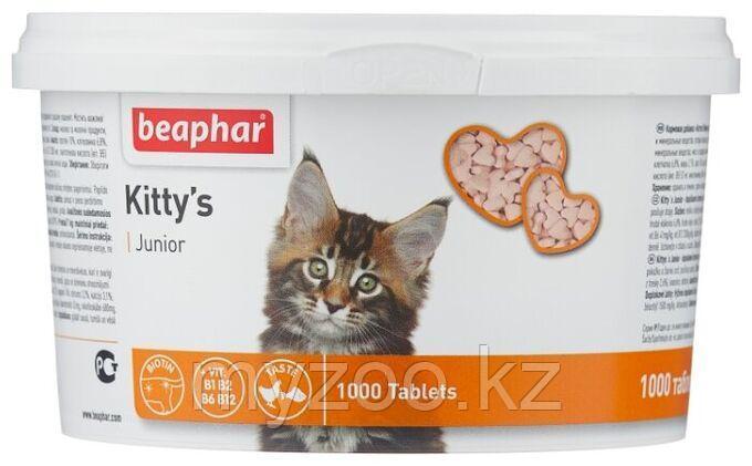 Kitty's Junior  Витаминное лакомство для котят 1000 таблеток