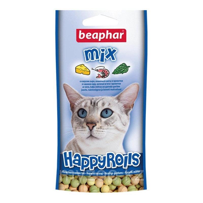 Beaphar Happy Rolls Mix лакомство для кошек 44гр