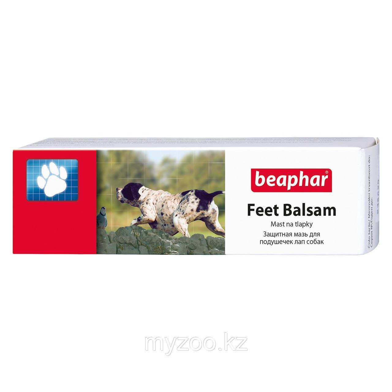 Feet Balsam  Защитная мазь для подушечек лап у собак 40 мл
