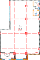 Коммерческое помещение 114.07 кв.м в жк Оазис