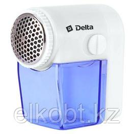 Машинка для стрижки катышков DELTA DL-256 белая с синим