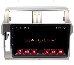 Автомагнитола AutoLine Toyota Prado 155 2014-2015 ПРОЦЕССОР 4 ЯДРА (QUAD CORE)