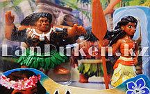 Игровой набор Моана (две фигурки: Моана и Мауи) высота 8 см