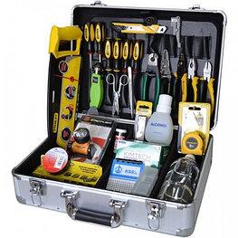 Наборы инструментов для обслуживания и монтажа сетей