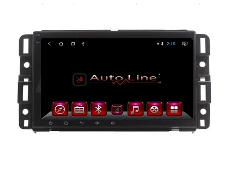 ANDROID 8.1.0 Chevrolet Captiva 2008-2012г, HD ЭКРАН 1024-600 ПРОЦЕССОР 4 ЯДРА (QUAD CORE)