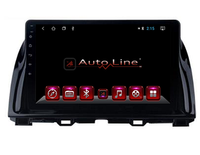 ANDROID 8.1.0  Mazda CX-5 2014г. HD ЭКРАН 1024-600 ПРОЦЕССОР 4 ЯДРА (QUAD CORE)