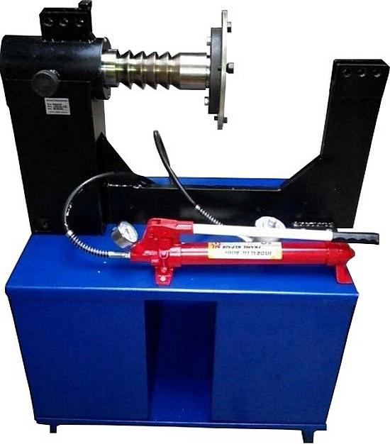 Станок для правки литых дисков STRONGBEL 21LR без токарной группы (электропривод вала )