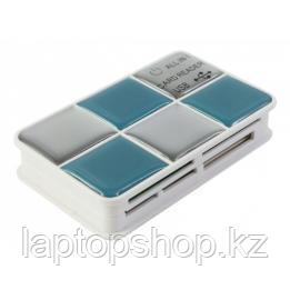 Картридер IXA IXA107R USB 18-in-1 CARD READER