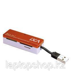 Картридер IXA132R USB CARD READER