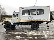 Газ 33088. Вахтовый автобус (20 мест)., фото 4