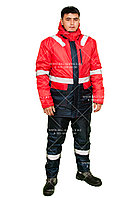 Зимняя куртка ПТО