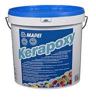 Эпоксидная затирка Kerapoxy Mapei ( цвет 100 - белый ),2 кг.